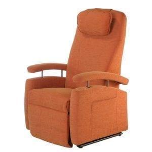 Fitform 570 VARIO sta op stoel