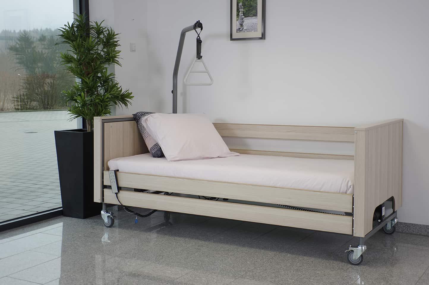 Hoog laag bed ecofit de luxe schipper compact wonen