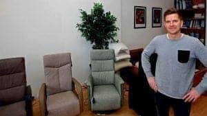 Sta op stoelen Rotterdam