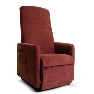 Doge BELLINO sta op stoel
